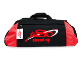 "DB-01 RED 30"" Large Duffle bag/Backpack"
